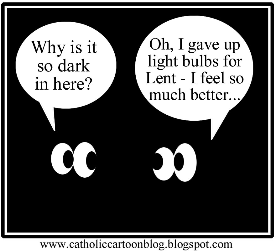 Liberal Lent